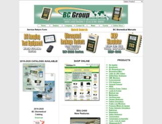 bcgroupintl.com screenshot