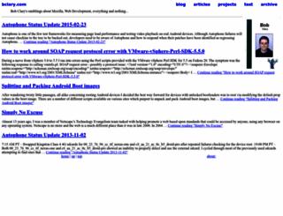bclary.com screenshot