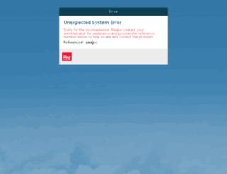 bclc.service-now.com screenshot
