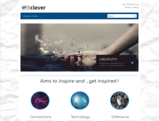 bclever.gr screenshot