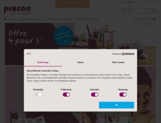 bcminfo.be screenshot