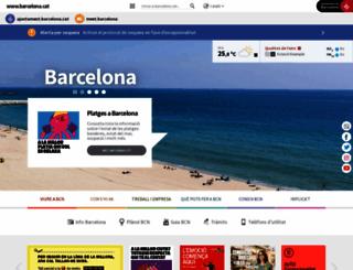 bcn.es screenshot