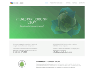 bcnrecicla.com screenshot