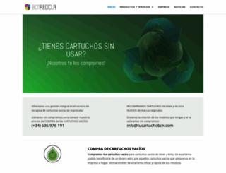 bcnrecicla.com screenshot