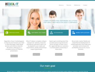 bcoolit.com screenshot
