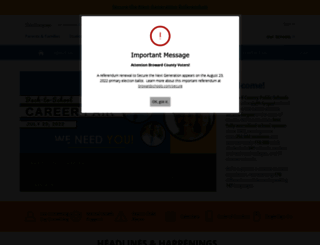 bcps.browardschools.com screenshot