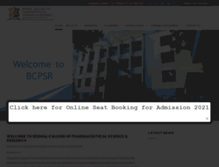 bcpsr.ac.in screenshot