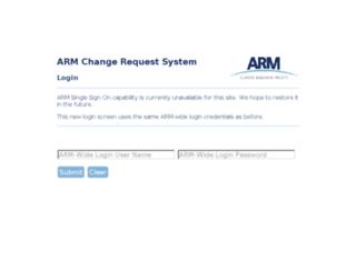 bcr.arm.gov screenshot