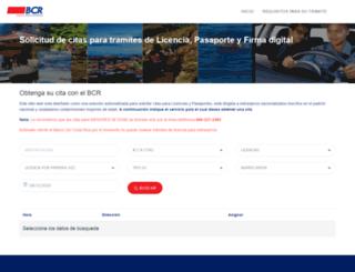 bcrcita.bancobcr.com screenshot