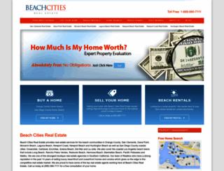 bcre.com screenshot