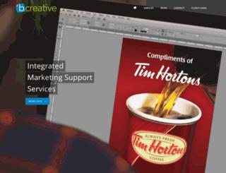 bcreativesolutions.com screenshot