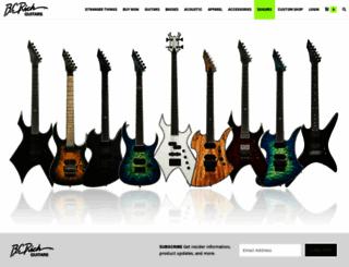 bcrich.com screenshot