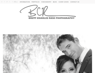 bcrphoto.com screenshot