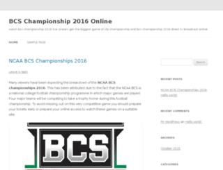 bcschampionship2016.xyz screenshot