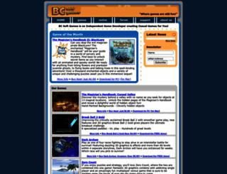 bcsoftgames.com screenshot