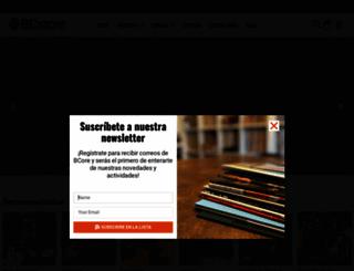 bcstore.bcoredisc.com screenshot