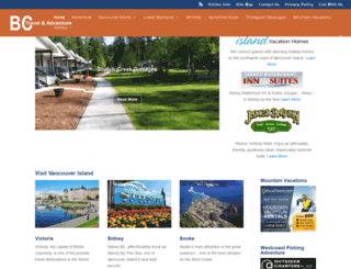 bctravel.com screenshot