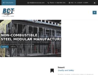 bctstructures.com screenshot