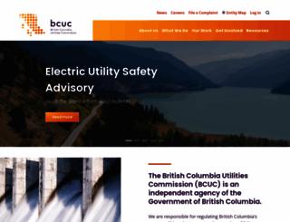 bcuc.com screenshot