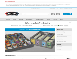 bcwdirect.com screenshot