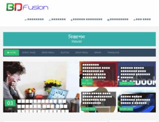bd-fusion.blogspot.com screenshot