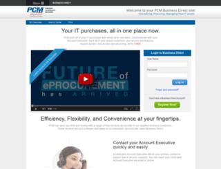 bd.pcm.com screenshot