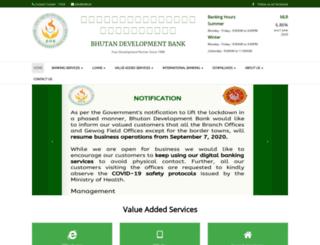bdb.bt screenshot