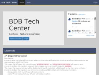 bdb.technology screenshot