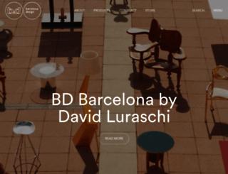bdbarcelona.com screenshot