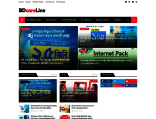 bdcareline.blogspot.in screenshot