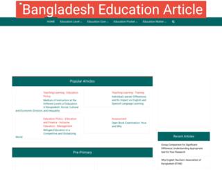 bdeduarticle.com screenshot