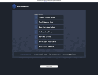 bdfact24.com screenshot