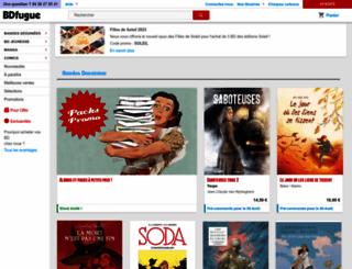 bdfugue.com screenshot