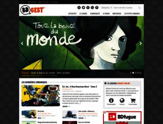 bdgest.com screenshot