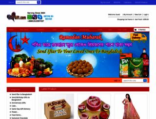 bdgift.com screenshot