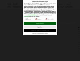 bdh.de screenshot
