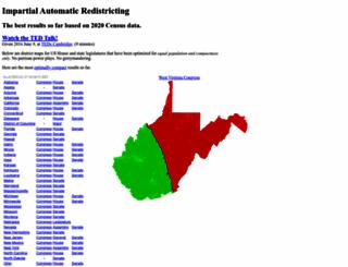 bdistricting.com screenshot