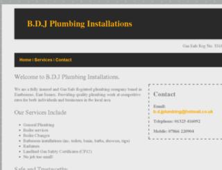 bdj.mdg-software.com screenshot