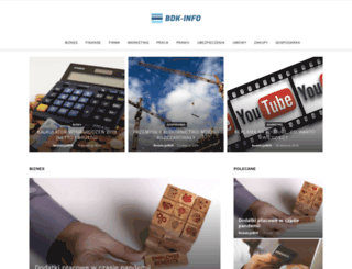 bdk-info.pl screenshot