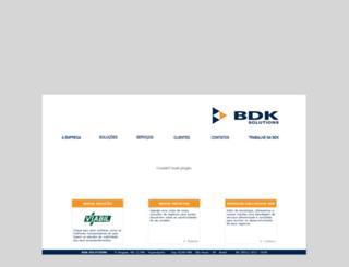bdksolutions.com.br screenshot
