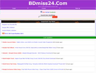 bdmiss24.com screenshot