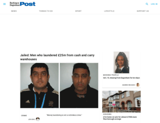 bdpost.co.uk screenshot