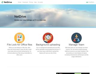 bdrive.com screenshot