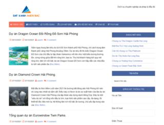 bdsdatxanh.com screenshot