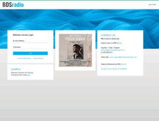 bdsradio.ca screenshot