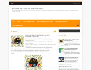 bdteki.blogspot.it screenshot