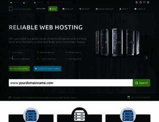 bdwebservices.com screenshot