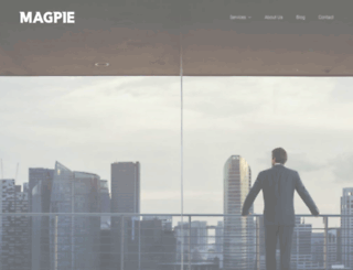 be-a-magpie.com screenshot