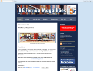 be-esfm.blogspot.com screenshot