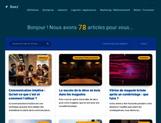 be-ez.com screenshot